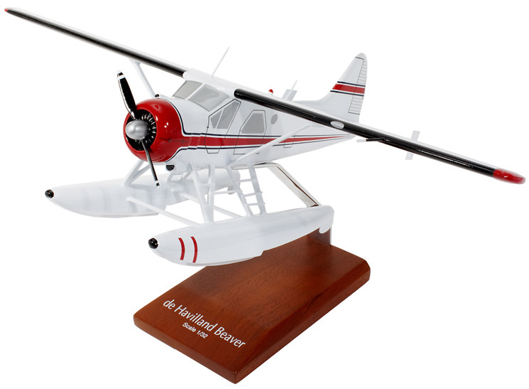 De Havilland Beaver 1/32 Model Aircraft