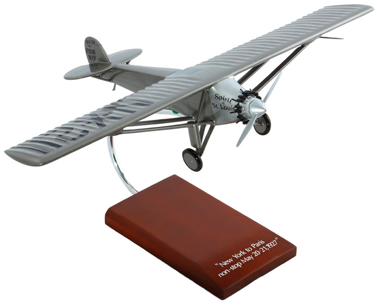 Spirit of St. Louis 1/32 Model Airplane