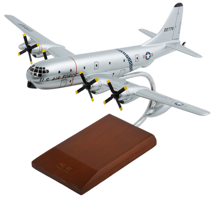 KC-97 Stratofreighter 1/150 Model Aircraft
