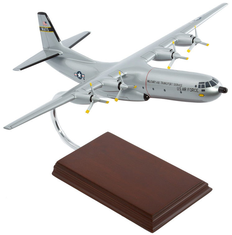 C-133 Cargomaster 1/120 Model Airplane