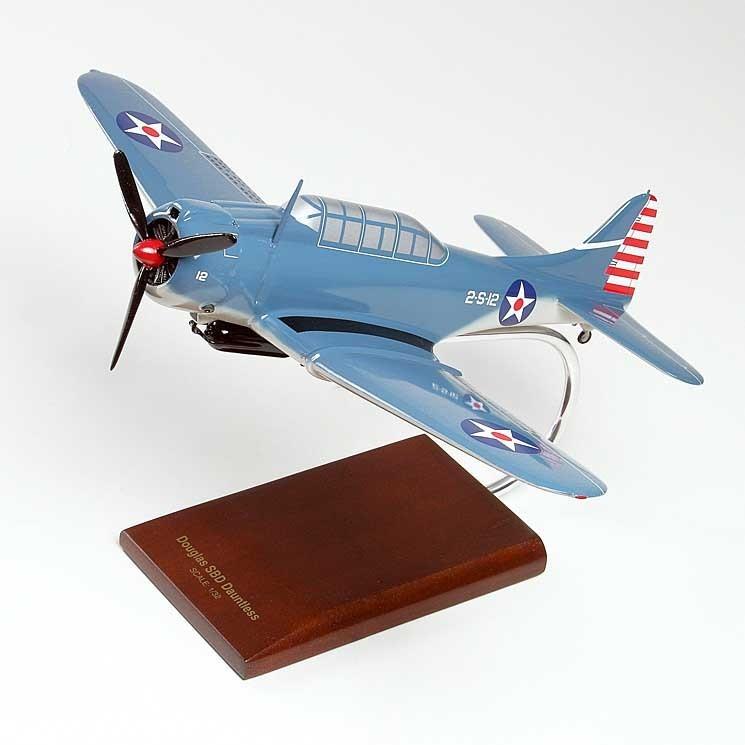 SBD-5 Dauntless 1/32 Model Airplane