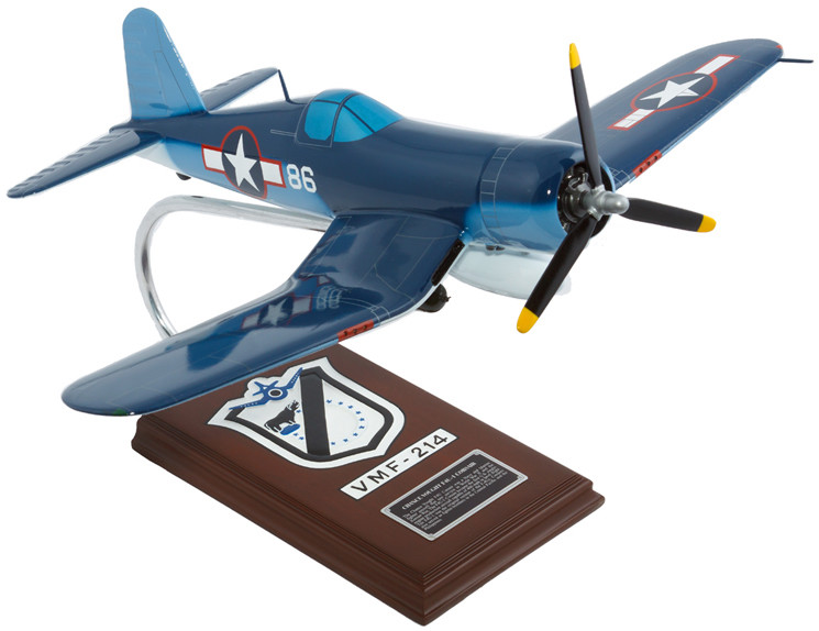 F4U-1D Corsair 1/26 Model Airplane