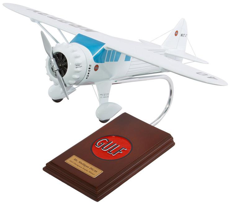 Mr. Mulligan DGA6 1/20 Model Airplane