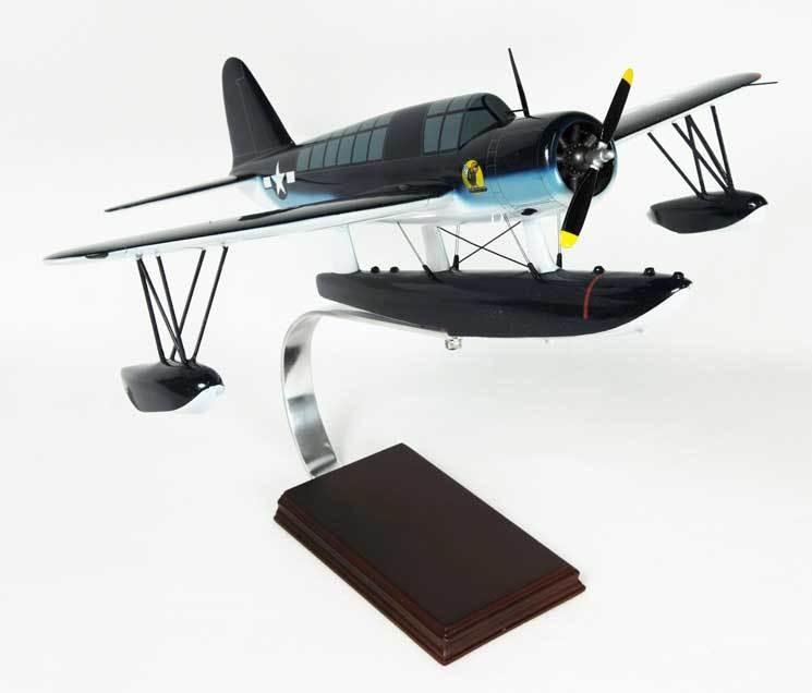 O2SU-3/5 Kingfisher 1/24 Model Airplane