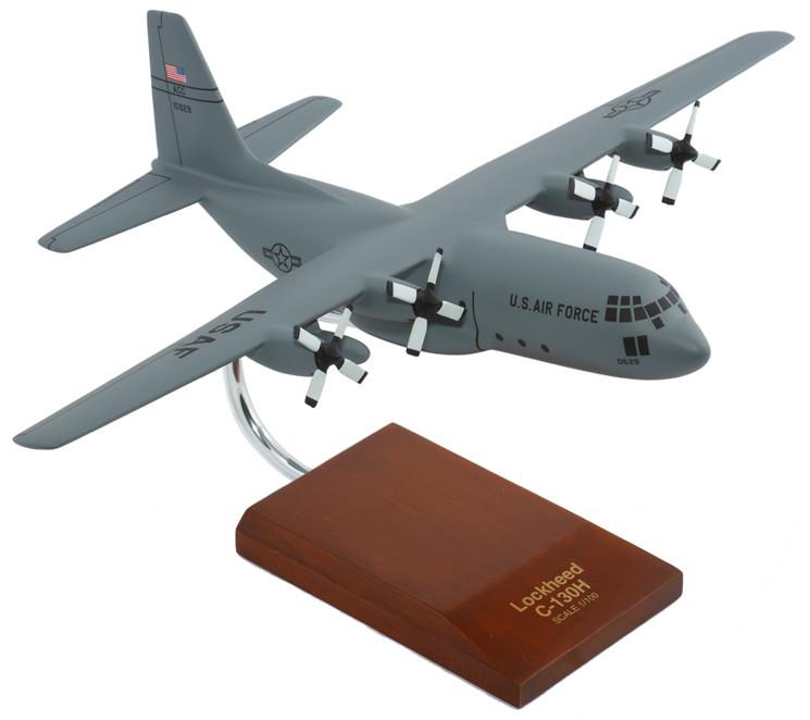 C-130H Hercules Grey 1/100