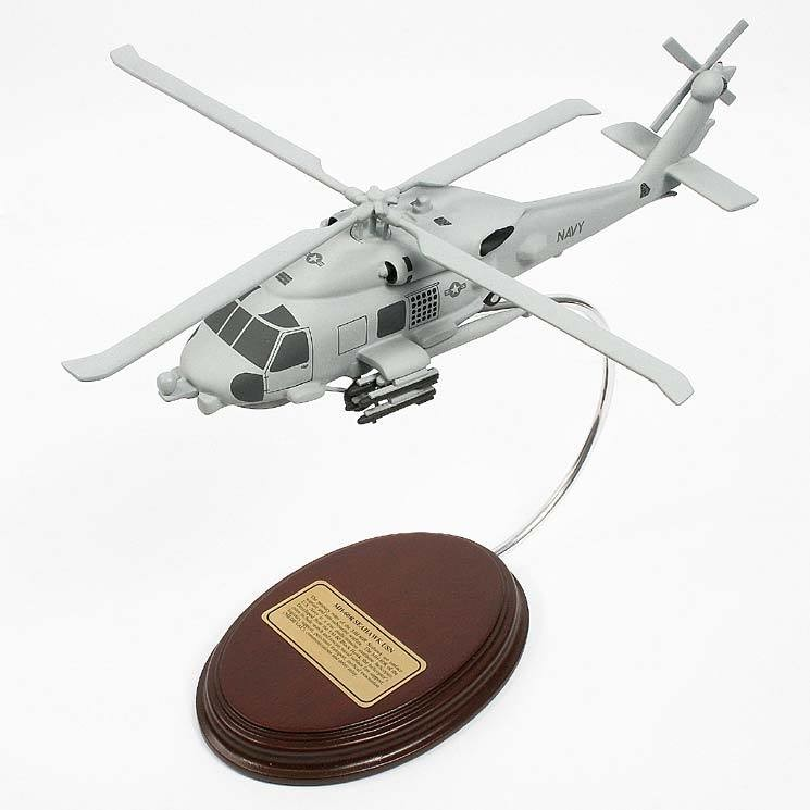 Sikorsky MH-60R Seahawk 1/64 Helicopter Model