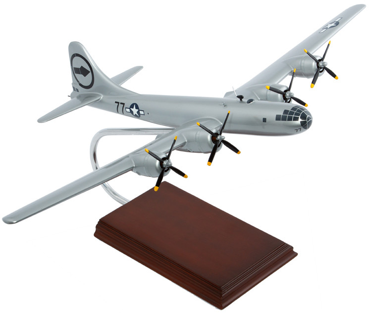 B-29 Superfortress (Bockscar) 1/72 Scale Model Aircraft