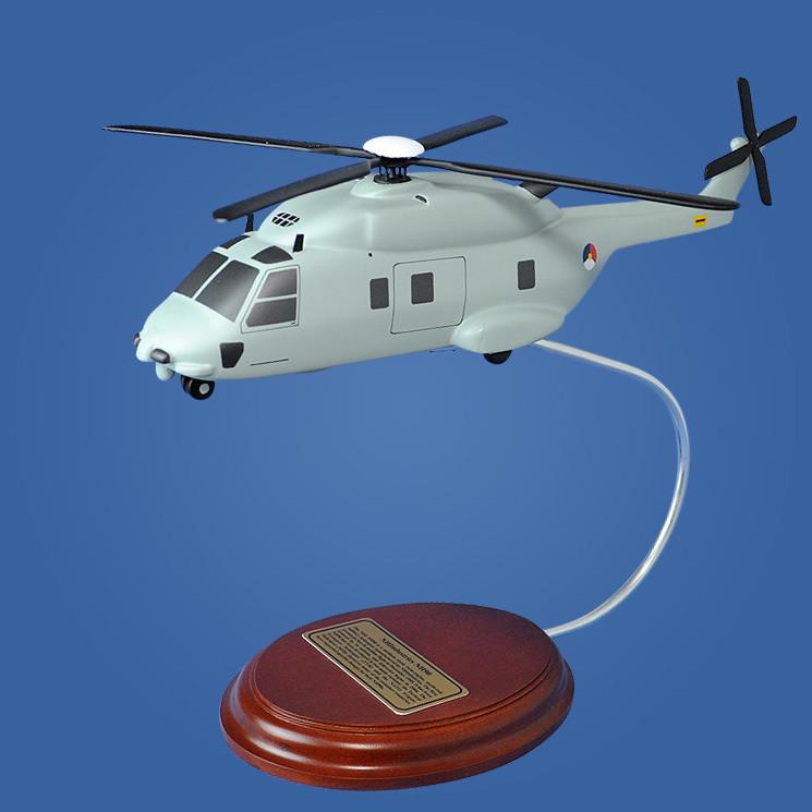 NHIndustries NH90 1/53 Desktop Model Helicopter