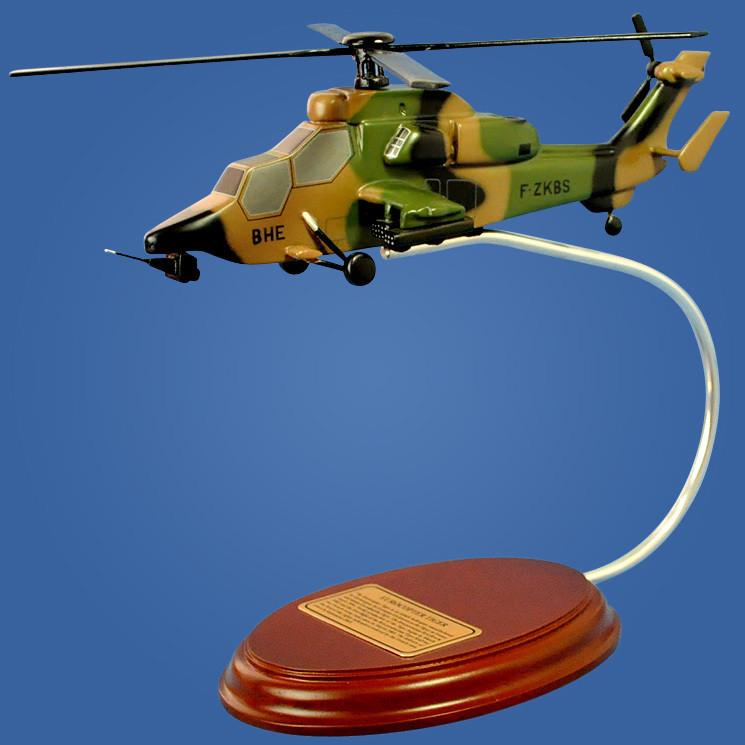 Eurocopter Tiger 1/46 Desktop Model Helicopter