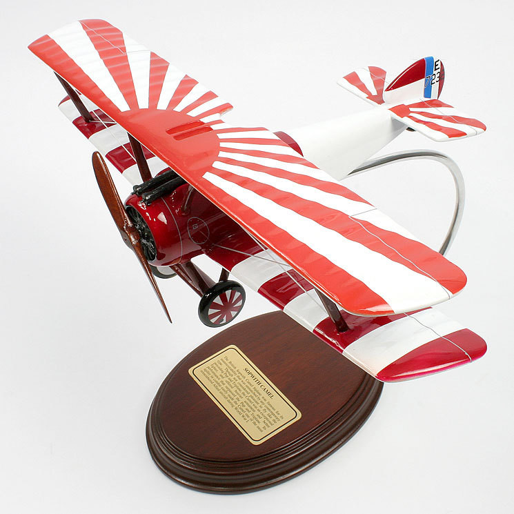 Sopwith Camel Desktop Model Aircraft