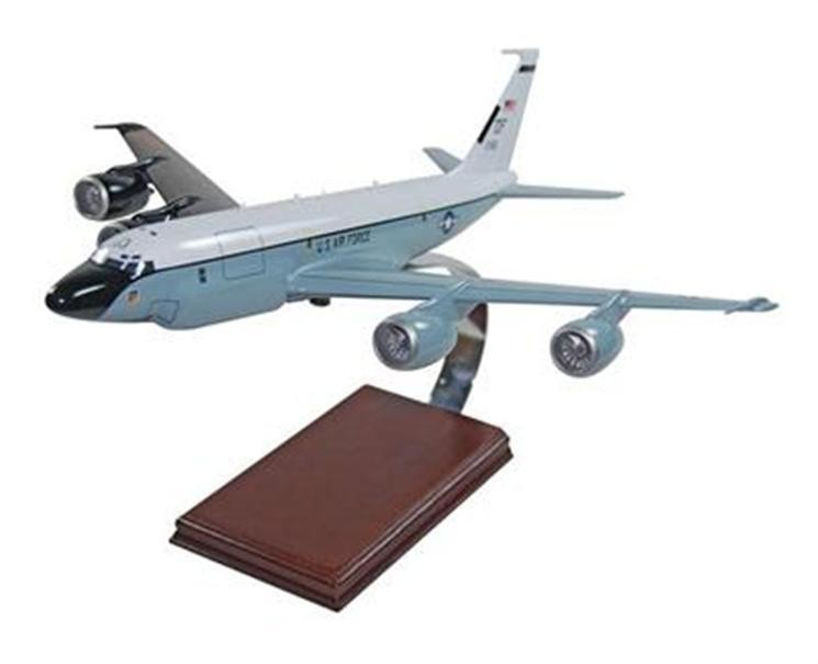 RC-135S Cobra Ball w/New Engines 1/100
