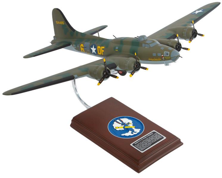 B-17F Memphis Belle Model Airplane