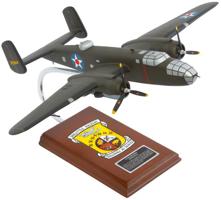 B-25B Mitchell as flown by Jimmy Doolittle