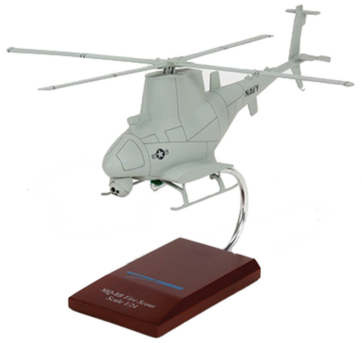 MQ-8B Navy Fire Scout Model Airplane