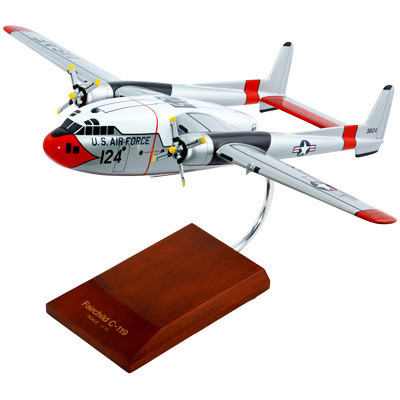 C-119G Flying Boxcar  1/72
