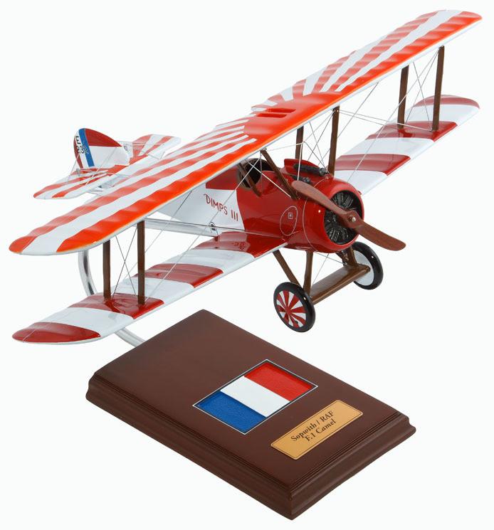 Sopwith Camel Model Airplane