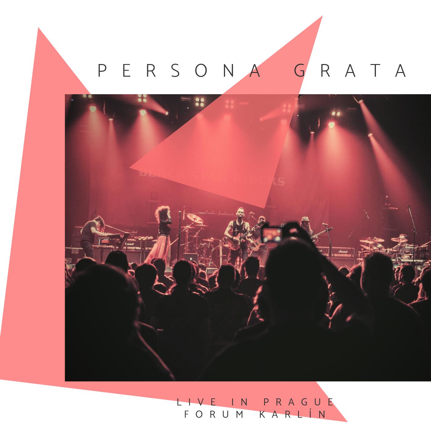 Persona Grata - Live in Prague (digipack)