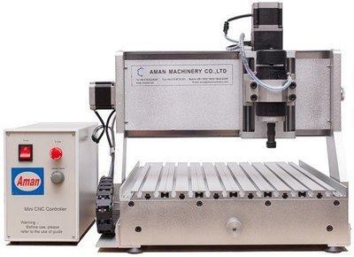 Фрезерный станок с ЧПУ AMAN 3040/500W Lite