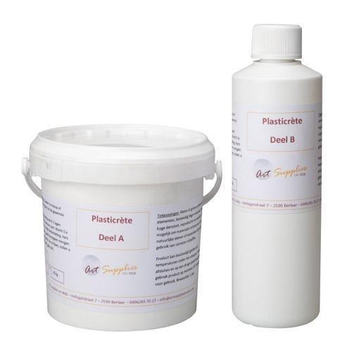 Акрил литьевой (Plasticrete) 60 кг