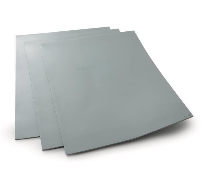 Резина для изготовления печатей