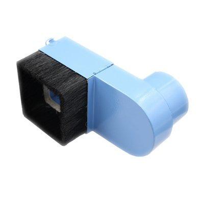 Щетка-пылесборник на шпиндель 80 мм