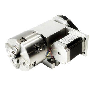 Поворотное устройство K12 100мм (4-х кулачковый патрон)