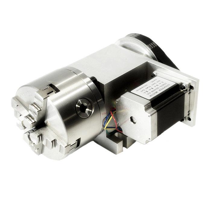 Поворотное устройство K12 100мм + задняя бабка