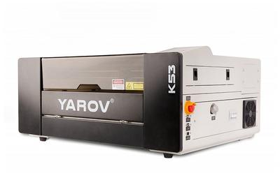 Лазерный гравировальный станок YAROV 5030