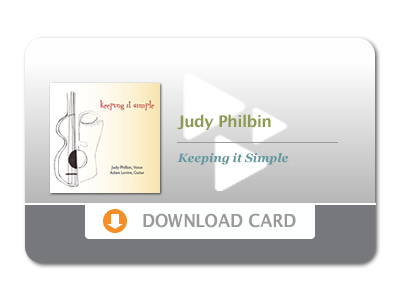 Keeping it Simple CDBaby Download Card