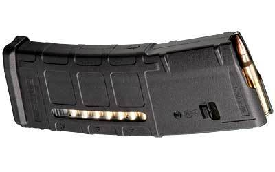 Magpul PMAG 30 AR/M4 M2 MOE Window - MagGrips Pre-Installed MG-MAG570-BLK