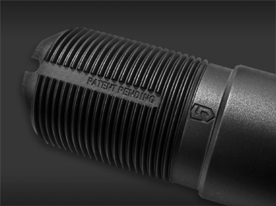 Phase 5 Tactical - AR-15 Complete Pistol Buffer Tube Assembly