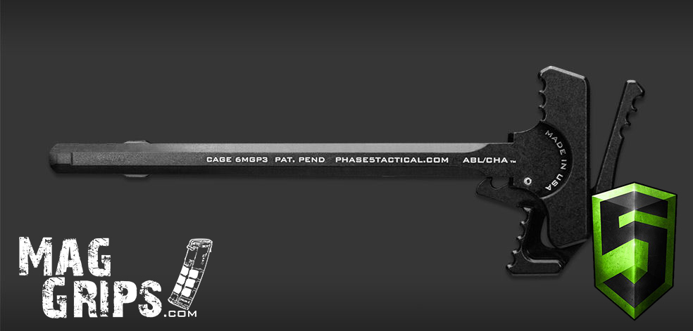 Phase 5 Tactical - Battle Latch Charging Handle Assembly MG-BL/CHA