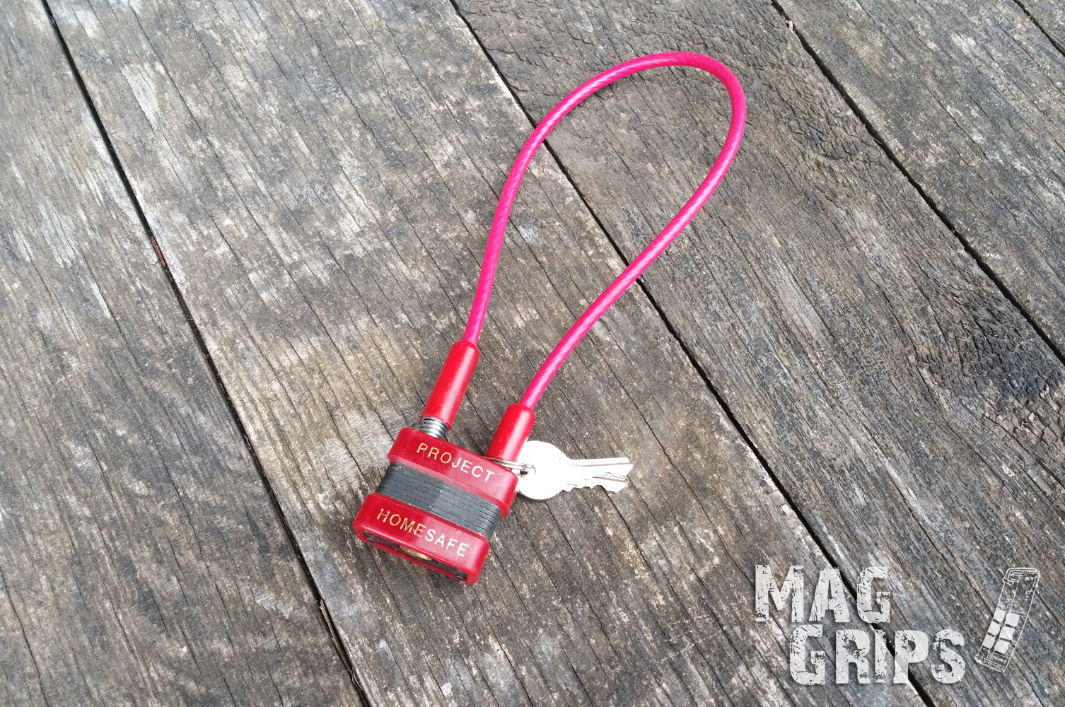 Project Homesafe - Gun Cable Lock