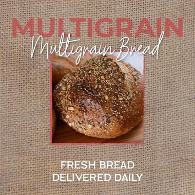 Bread Multigrain Round LOCAL