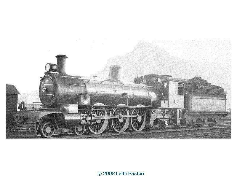 Sar Class 05a