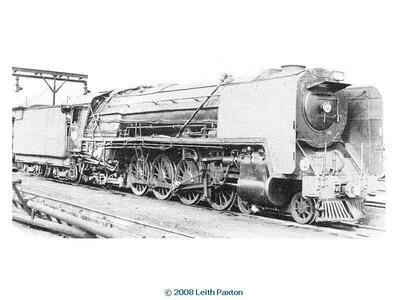 Sar Class 15f