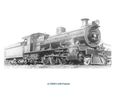 Sar Class 16c
