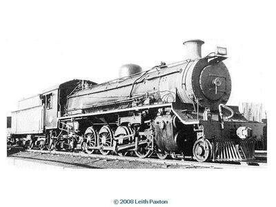 Sar Class 19a