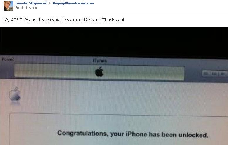 USA Tracfone StraightTalk Wireless iPhone Factory Unlock