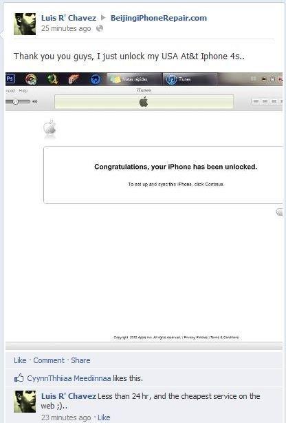 iPhone USA Sprint Official Permanent IMEI Factory Unlock (Unpaid