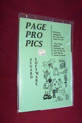 Page Pro Pics #3 - Computer