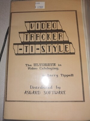 Video Tracker - TI-Style
