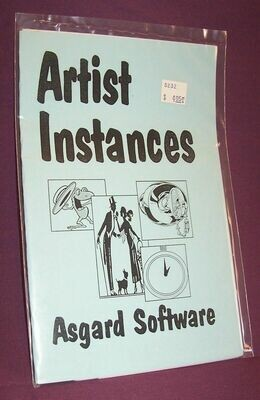Artist Instances #11 - Holidays 3