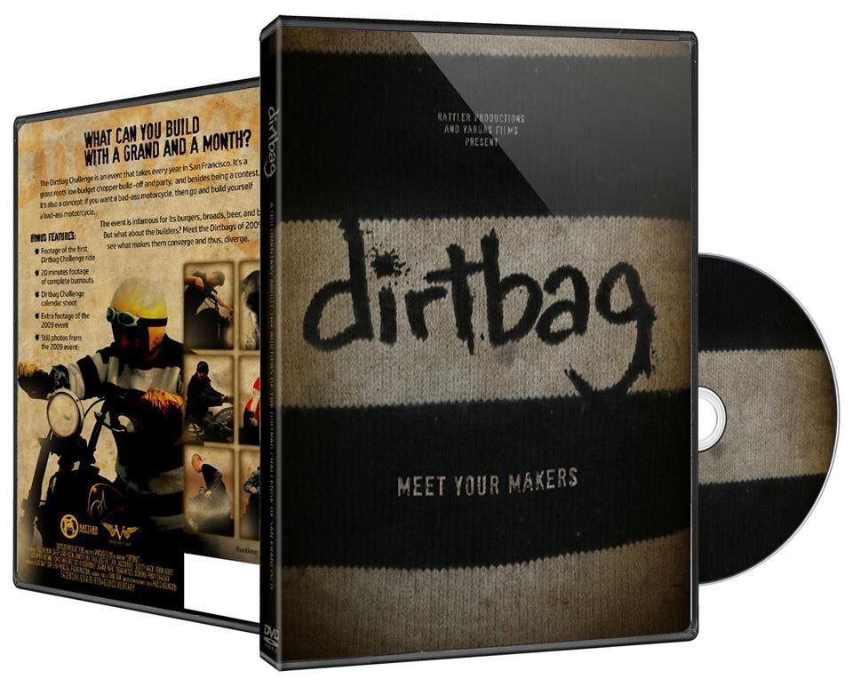 Dirtbag (Documentary) DVD