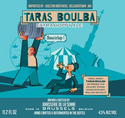 De La Senne Taras Boulba 330 ml