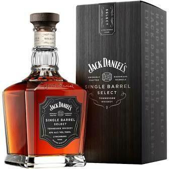 Jack Daniels SINGLE BARREL Tennessee Whiskey 750ml