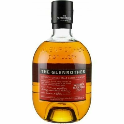 Glenrothes Whisky Makers Cut 750mL
