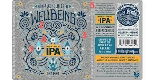 Wellbeing Intentional IPA 4pk