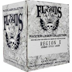 3 Floyds Region X 4pk can