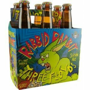 3 Floyds Rabbid Rabbit 6pk bottles